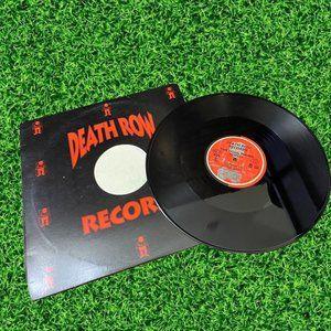 🏁  Death Row, Tha Dogg Pound 'Respect' Vinyl 🏁